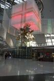 Εσωτερικό αερολιμένων Incheon Στοκ φωτογραφίες με δικαίωμα ελεύθερης χρήσης