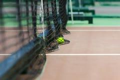 Εσωτερικό αντισφαίρισης λεσχών κορίτσι παιχνιδιού τομέων δικαστηρίων καθαρό Στοκ φωτογραφία με δικαίωμα ελεύθερης χρήσης