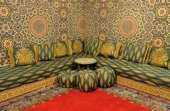 εσωτερικό ασιατικό δωμάτ&i Στοκ φωτογραφία με δικαίωμα ελεύθερης χρήσης