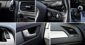 Εσωτερικό αυτοκινήτων στοκ εικόνες με δικαίωμα ελεύθερης χρήσης