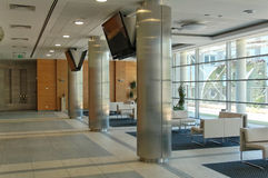 εσωτερικό γραφείο Στοκ εικόνες με δικαίωμα ελεύθερης χρήσης