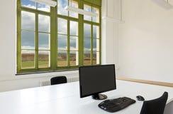 Εσωτερικό, γραφείο Στοκ Εικόνες
