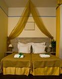 εσωτερικό δωμάτιο ξενοδοχείων Στοκ Εικόνα