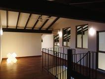 εσωτερικό δωμάτιο σχεδί&omi Στοκ Εικόνα
