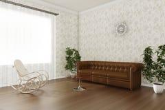 εσωτερικό δωμάτιο Στοκ φωτογραφίες με δικαίωμα ελεύθερης χρήσης