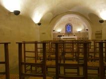 εσωτερικό εκκλησιών Στοκ φωτογραφίες με δικαίωμα ελεύθερης χρήσης
