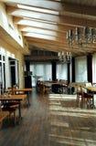 Εσωτερικό εστιατορίων Στοκ Εικόνα