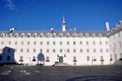 Seminaire de πόλη του Κεμπέκ, Κεμπέκ Στοκ εικόνες με δικαίωμα ελεύθερης χρήσης