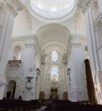 Εσωτερικό καθεδρικών ναών του Σάλτζμπουργκ στοκ εικόνες με δικαίωμα ελεύθερης χρήσης
