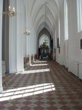 εσωτερικό καθεδρικών ναώ Στοκ φωτογραφίες με δικαίωμα ελεύθερης χρήσης