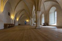 Εσωτερικό και λεπτομέρειες του Τουρκού Castle στη Φινλανδία στοκ εικόνες με δικαίωμα ελεύθερης χρήσης