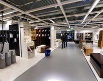 Εσωτερικό κατάστημα επίπλων  Στοκ Εικόνα