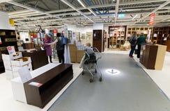 Εσωτερικό κατάστημα επίπλων  Στοκ εικόνες με δικαίωμα ελεύθερης χρήσης