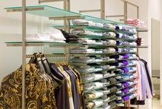 Εσωτερικό κατάστημα μόδας Στοκ Φωτογραφίες