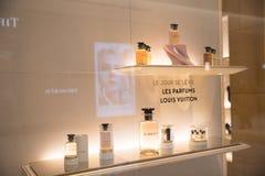 Εσωτερικό κατάστημα της Louis Vuitton στο βασιλιά της λεωφόρου της Πρωσίας Στοκ Φωτογραφία