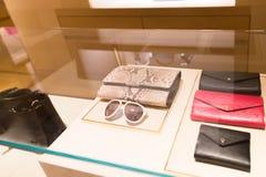 Εσωτερικό κατάστημα της Louis Vuitton στο βασιλιά της λεωφόρου της Πρωσίας Στοκ Εικόνα