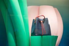 Εσωτερικό κατάστημα της Louis Vuitton στο βασιλιά της λεωφόρου της Πρωσίας Στοκ φωτογραφίες με δικαίωμα ελεύθερης χρήσης