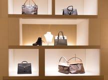 Εσωτερικό κατάστημα της Louis Vuitton στο βασιλιά της λεωφόρου της Πρωσίας Στοκ φωτογραφία με δικαίωμα ελεύθερης χρήσης