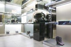 εσωτερικό κατάστημα Στοκ εικόνα με δικαίωμα ελεύθερης χρήσης