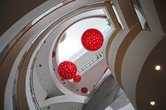 εσωτερικό κεντρικής κα&lambd Στοκ Φωτογραφίες