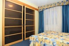 εσωτερικό κρεβατοκάμαρων Στοκ φωτογραφίες με δικαίωμα ελεύθερης χρήσης
