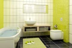εσωτερικό λουτρών Στοκ εικόνα με δικαίωμα ελεύθερης χρήσης