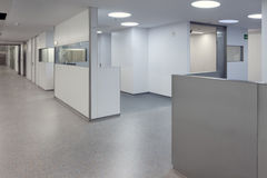 Εσωτερικό μιας έκτακτης ανάγκης νοσοκομείων Στοκ Φωτογραφίες