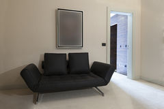 Εσωτερικό μιας αίθουσας αναμονής Στοκ Εικόνες
