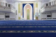 εσωτερικό μουσουλμαν&io Στοκ φωτογραφία με δικαίωμα ελεύθερης χρήσης