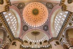 εσωτερικό μουσουλμαν&io Στοκ εικόνες με δικαίωμα ελεύθερης χρήσης
