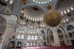 εσωτερικό μουσουλμαν&io Στοκ Φωτογραφίες