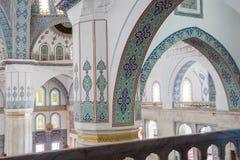 εσωτερικό μουσουλμαν&io Στοκ εικόνα με δικαίωμα ελεύθερης χρήσης