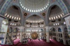 εσωτερικό μουσουλμαν&io Στοκ φωτογραφίες με δικαίωμα ελεύθερης χρήσης