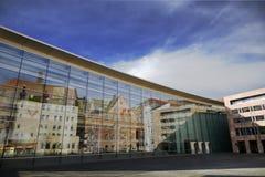 εσωτερικό νέο παλαιό εξω&tau Στοκ Φωτογραφία