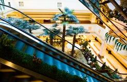 εσωτερικό ξενοδοχείων Στοκ εικόνα με δικαίωμα ελεύθερης χρήσης