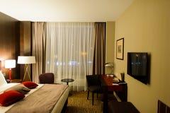 Εσωτερικό ξενοδοχείων Hilton Στοκ Φωτογραφίες
