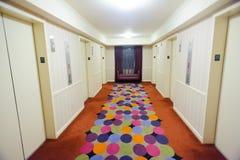 Εσωτερικό ξενοδοχείων Hilton Στοκ Εικόνα