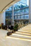 Εσωτερικό ξενοδοχείων Plaza Crowne Στοκ Φωτογραφίες