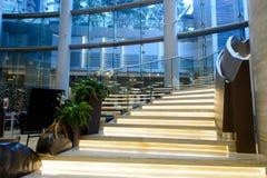Εσωτερικό ξενοδοχείων Plaza Crowne Στοκ Εικόνα