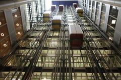 Εσωτερικό οικοδόμησης του ST Botolph Στοκ φωτογραφία με δικαίωμα ελεύθερης χρήσης