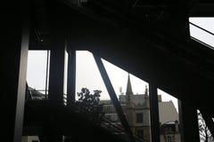 Εσωτερικό οικοδόμησης Leadenhall Στοκ Εικόνα