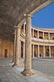 εσωτερικό παλάτι β Charles Στοκ φωτογραφίες με δικαίωμα ελεύθερης χρήσης