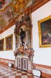 εσωτερικό παλάτι Σάλτζμπουργκ της Αυστρίας Στοκ εικόνες με δικαίωμα ελεύθερης χρήσης