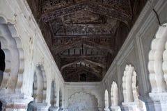 εσωτερικό παλάτι orchha Στοκ φωτογραφία με δικαίωμα ελεύθερης χρήσης