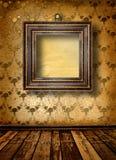 εσωτερικό παλαιό δωμάτιο Στοκ φωτογραφία με δικαίωμα ελεύθερης χρήσης