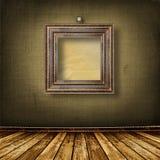 εσωτερικό παλαιό δωμάτιο Στοκ Φωτογραφίες