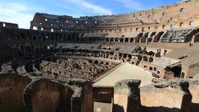 Εσωτερικό πανόραμα Coliseum φιλμ μικρού μήκους