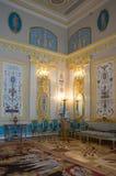 εσωτερικό παλάτι της Catherine Στοκ Εικόνα