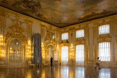 εσωτερικό παλάτι της Catherine Στοκ φωτογραφίες με δικαίωμα ελεύθερης χρήσης
