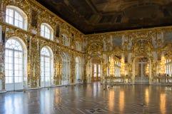 εσωτερικό παλάτι της Catherine Στοκ Εικόνες